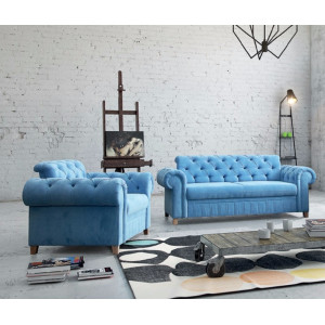Prince Armchair Almond Fast Delivery