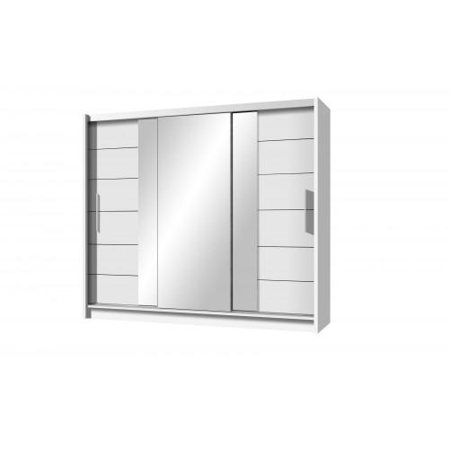 LIZBONA 2 250 White Wardrobe