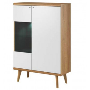 Primo Glass Sideboard