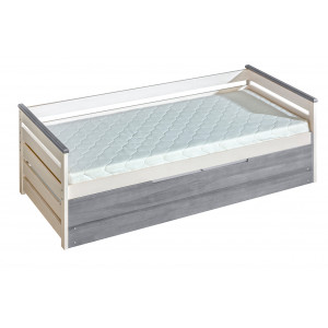 Alan Trundle Bed with storge