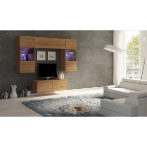 Cala Hanging Glass Cabinet Fast Delivery