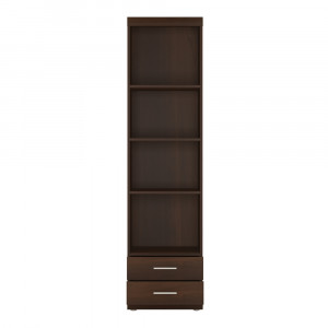 Imperial Tall 2 Drawer Narrow Cabinet