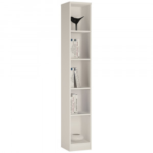 4 You Tall Narrow Bookcase Fast Delivery
