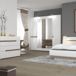 Chelsea Double Bed Fast Delivery