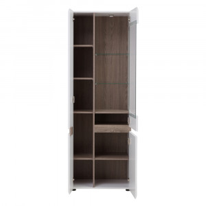 Chelsea Glass Cabinet (LHD)