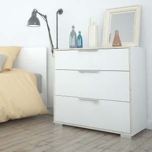 Line Chest of 3 Drawers