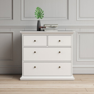 Paris Chest of 4 Drawers