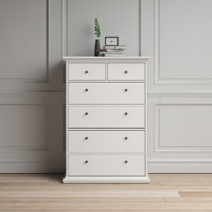 Paris Chest of 6 Drawers