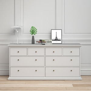 Paris Chest of 8 Drawers