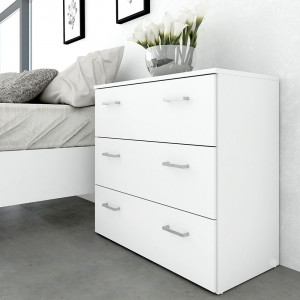 Space Chest of 3 Drawers