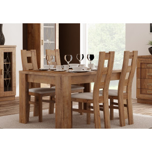 Tadeo Extandable Dining Table 160