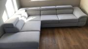 Lagos Corner Sofa Bed