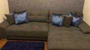 Wave Corner Sofa Bed