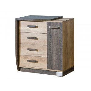 Chest of drawers / Sideboard Romeo Left