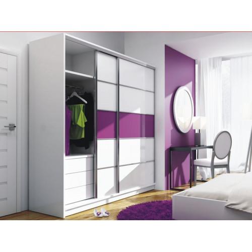 Dubaj White/Purple
