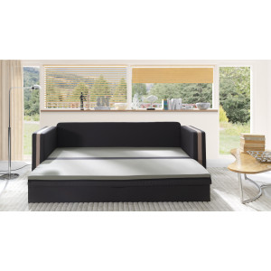 Euphoria Duo Beige Sofa Bed Fast Delivery