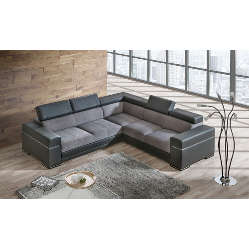 Corner Sofa Beds And Corner Sofas Leather And Fabric Best